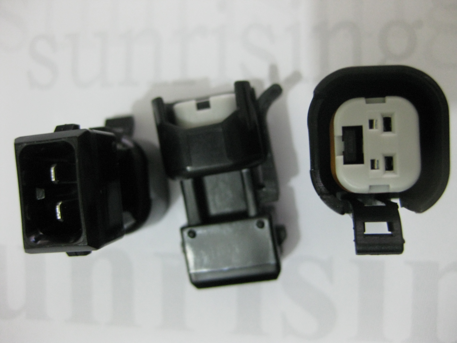 - EV1 Male to EV6 Female no hastle adapters